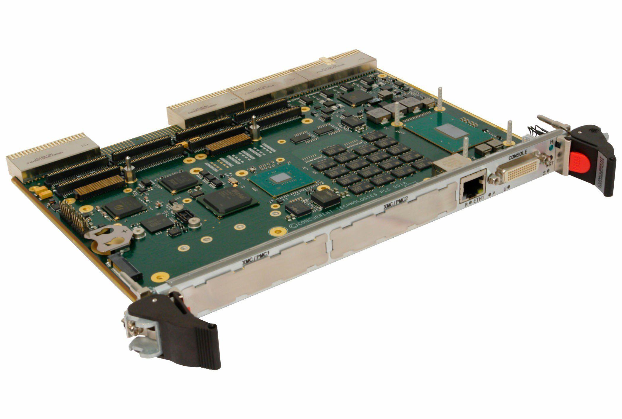 PP B7x/msd & PP B8x/msd — 6U Compact PCI Processor Board