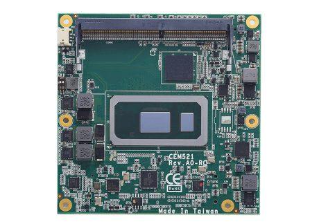 <h4>Axiomtek CEM521 COM Express<h4>