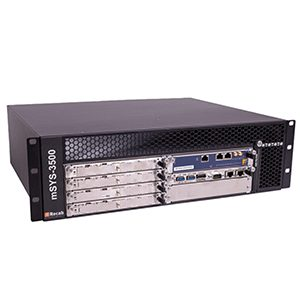Recab - mSYS-3500 a turnkey scalable CPU+FPGA