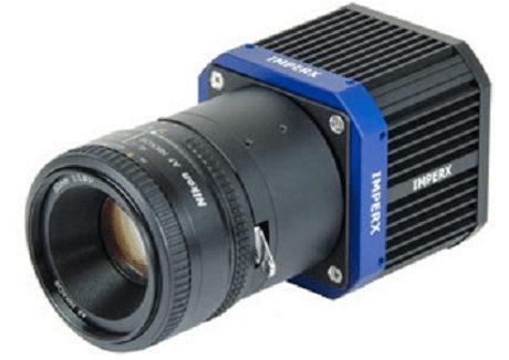 <h4>Imperx Area Scan Cameras<h4>
