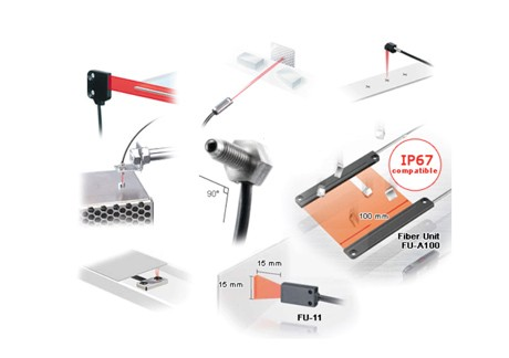 <h4>Keyence FU Series (available in Sweden & Norway)<h4>