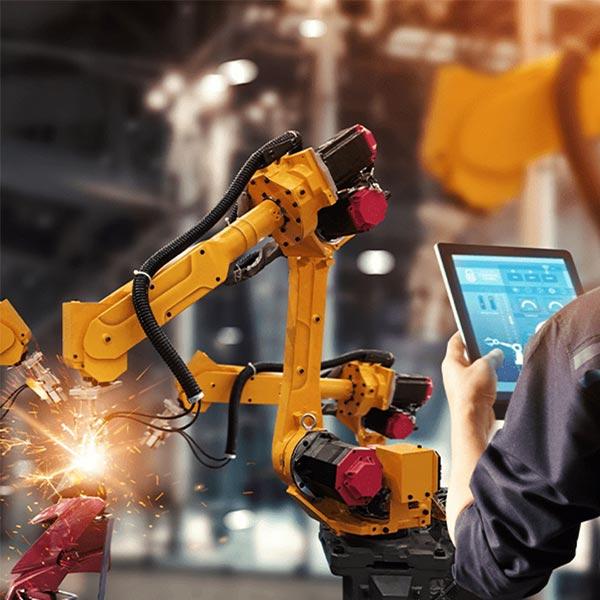 Recab: Industrial Internet of Things (IIoT)