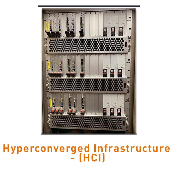 Recab: Hyperconverged Infrastructure - (HCI)
