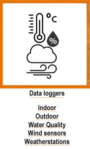 Data loggers - Recab