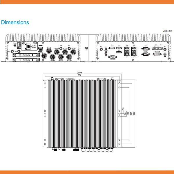 Sintrones-ABOX-5210(G)-Dimensions