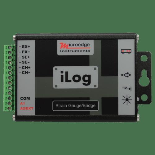 <h4> MicroEdge ILOG data loggers <h4>