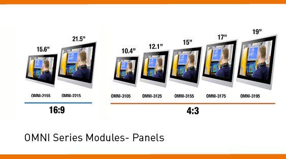 Aaeon - OMNI Series Modules - Panels - Recab