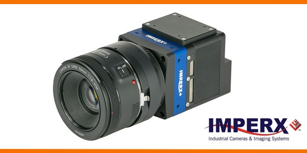 Imperx Thermally Stabilized 31MP, 20MP and 17MP CMOS Cameras Improve Image Quality and Measurement Precision-Recab