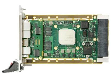 <h4> Concurrent TR G4x/msd – 3U VPX Server </h4>