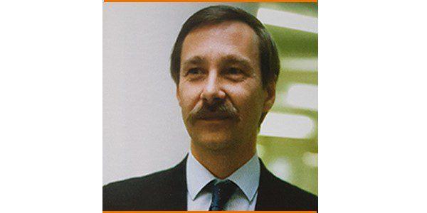 Håkan Lans - inventor of the navigation system-STDMA