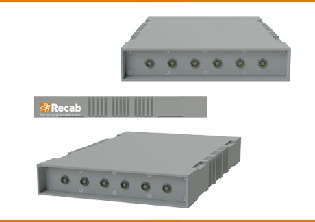 <h4>Recab Rugged SWaP Computer<h4>