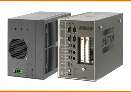 <h4>AAEON BOXER-6842M – Fanless Embedded Controller<h4>